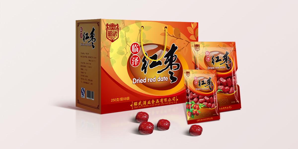 保健食品包装设计 红枣饮料包装设计 果酱包装设计,大枣包装袋设计