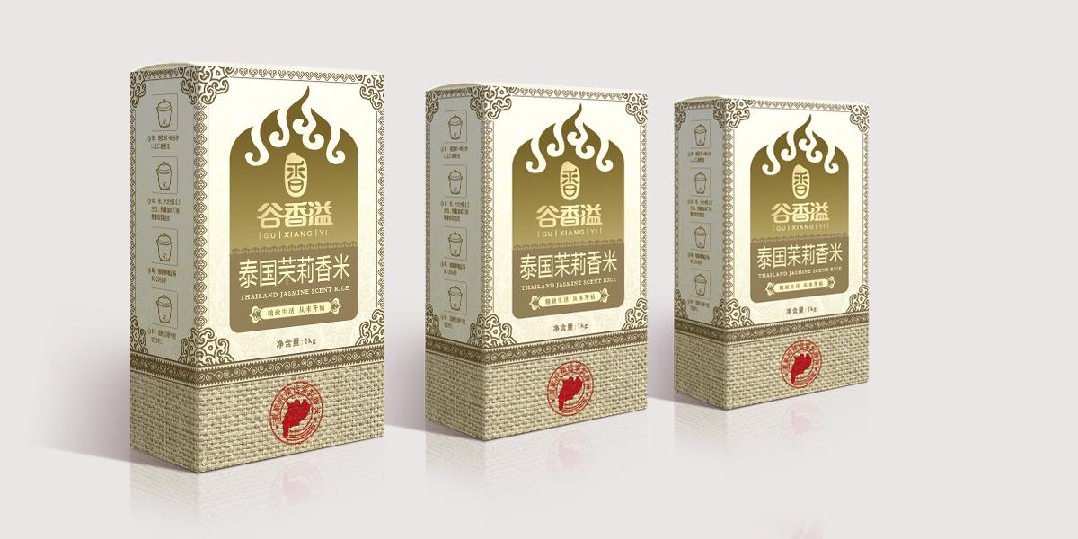 白酒高端礼盒设计