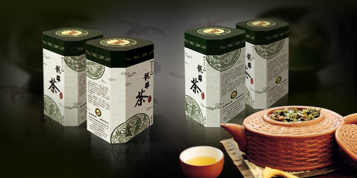 龙井茶包装设计,安溪铁观音茶叶包装设计,精品茶礼盒包装设计公司